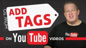 properly tag videos